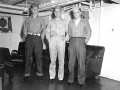 094 RADM  L.E.Denfeld C.S.Jones on right 1945