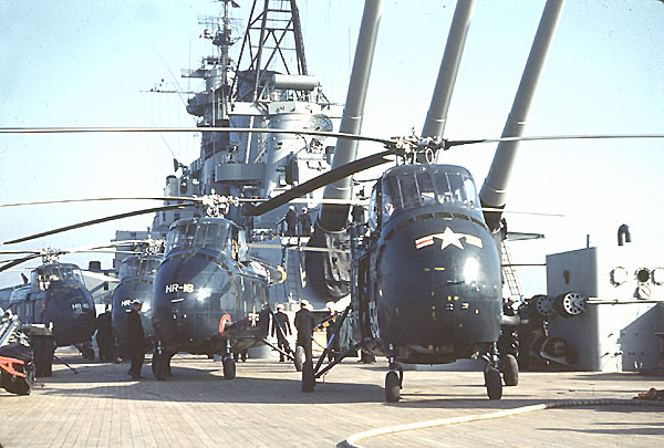 294 C.Vang Helicopters on fantail