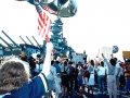 064 Wisconsin returning after the Gulf War 3-28-91