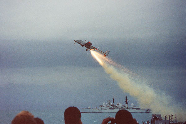 201 M. Bowers  RPV Launch there she goes