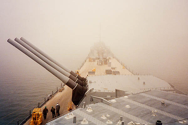 206 M. Bowers  Weapons on load