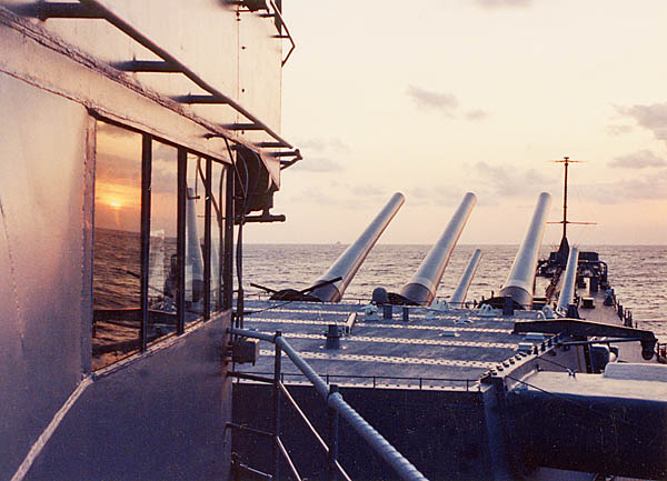 214 M. Bowers  Sunset in the Gulf
