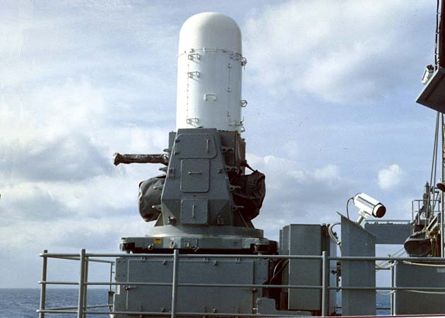 560 Phalanx Close-in Weapon System