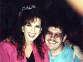 028 S.Pelon 1990 Dec. Marie Osmond and Dennis