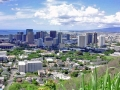 175 Downtown Honolulu from Punchbowl