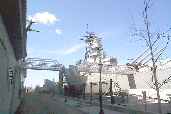 2001 Mar.18 001 A. Hilliard Nauticus Bridge
