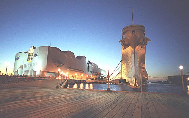 002 T._Lowney__Ship-Nauticus_Dusk