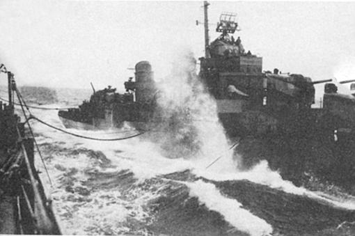 003 Rough Seas