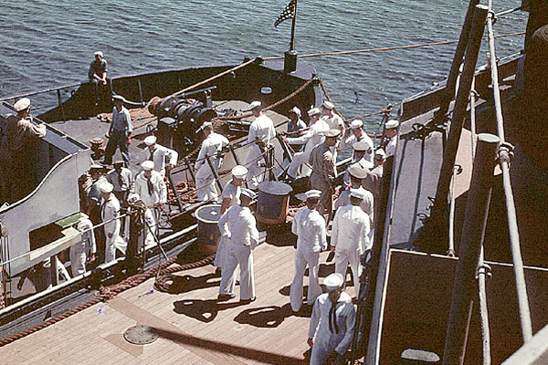 072 R.A.Pestke photos - Liberty boat
