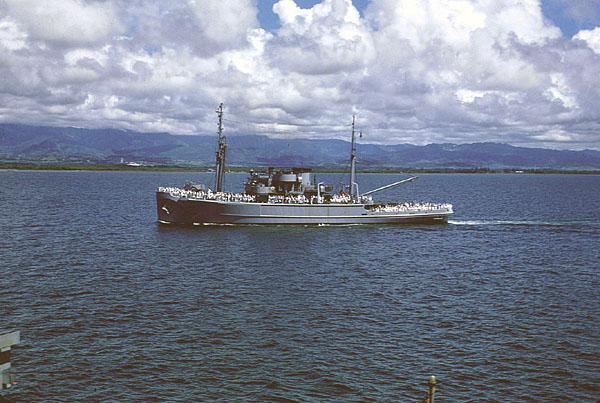 073 R.A.Pestke photos - Liberty boat