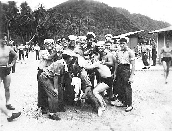 108 H.A.Sirigos Scotland Bay Trinidad July 22,1944 2