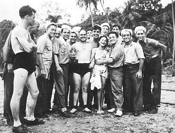 109 H.A.Sirigos Scotland Bay Trinidad July 22,1944