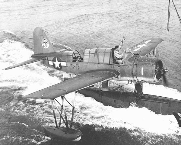 139 G. Kent Kingfisher pilot rescue
