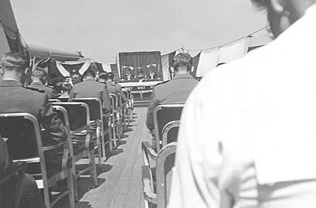 160  K.Benjamin  Easter Sunday 1946