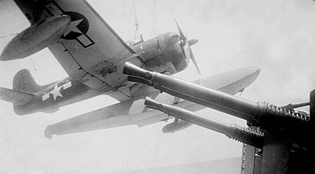 175 J. Blake  Lifting plane to catapult