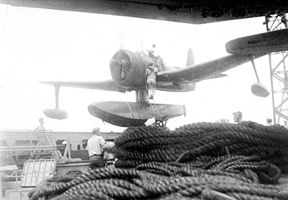 189 J. Blake  Pilot climbing into Seahawk