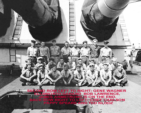 192 R Lawrence Turret 3 crew 1944 Title