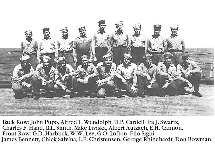 197 Hand, Charles F. DC Div. Photo1944-1946