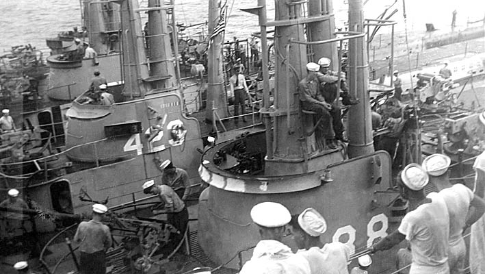 269 Maloney, J.4 Subs July 1947