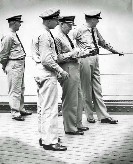 337 Kohn, Capt. Stone RADM Donald  Beary
