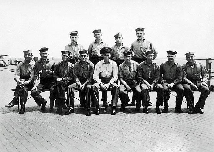 503 Hilton Rudd E Div 1944-1945