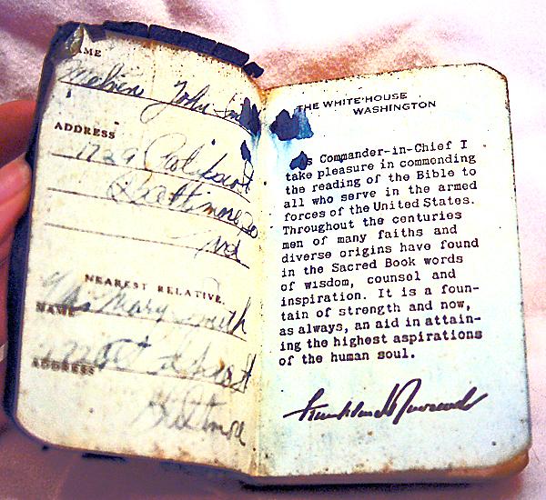 584 Melvin Smith Bible
