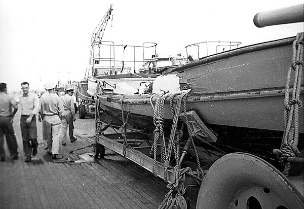 043 North Atlantic storm 1952