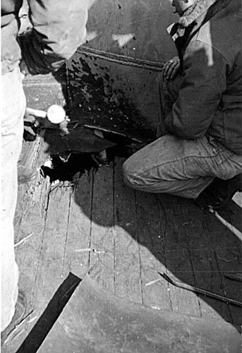 084 Bodnar shell damage