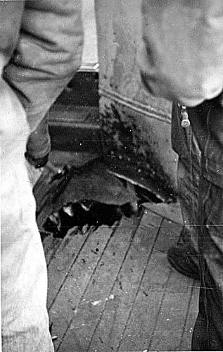 085 Bodnar  shell damage