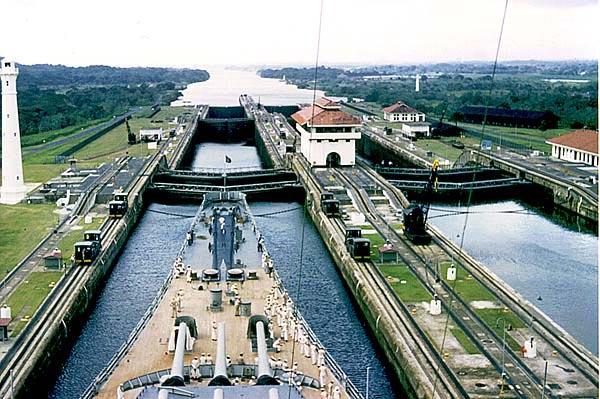 095 Panama canal