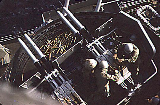 109 40mm guns