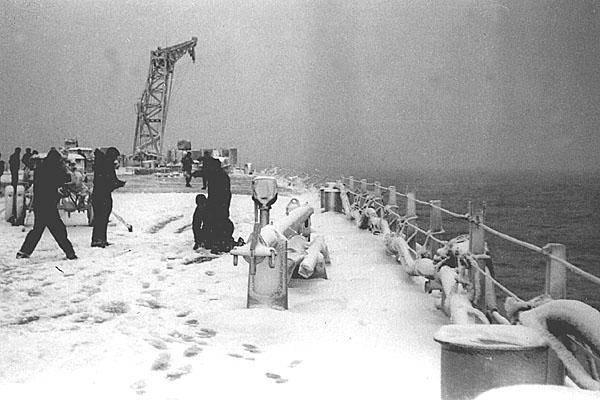 120 Off Korea Jan 1952