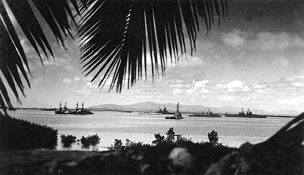132 Fleets in Cuba 1956