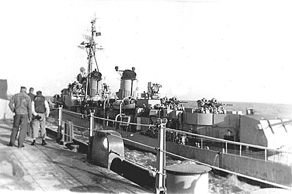 149 Refueling DD845
