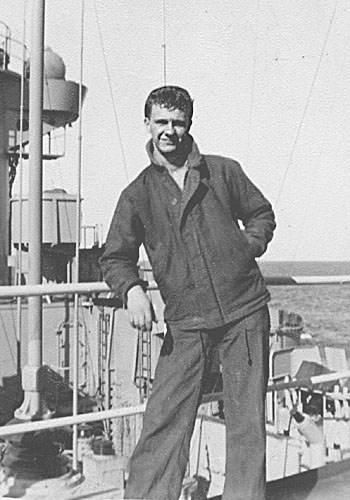 187 Frank Buck Feb.1951 near Korea