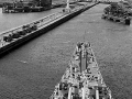 050 Panama canal 1951