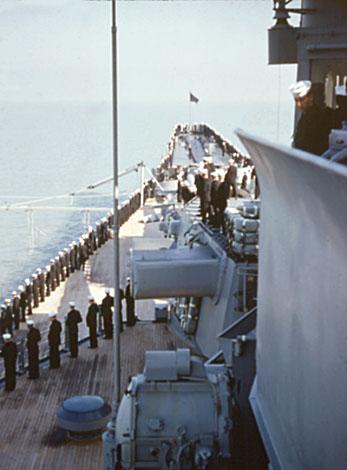 209  J.G.Donaldson-Manning the rail