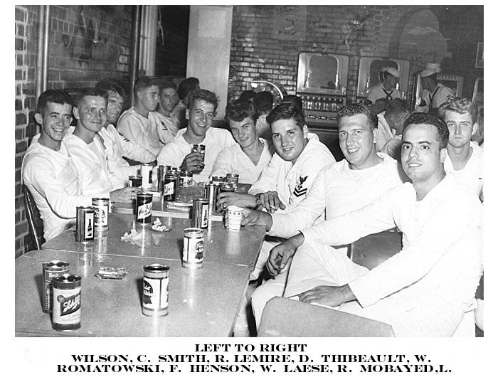 239 M Div. Group Photo 1954