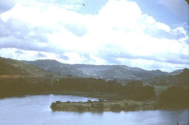 253 H.L.Green Panama Canal Lake