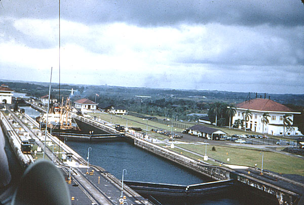 256 H.L.Green Panama Canal