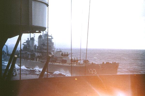 270 H.L.Green fleet manuvers