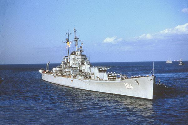 281 H.L.Green USS Rochester