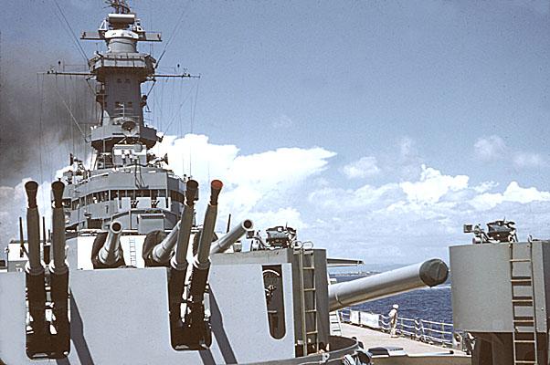 285 C.Vang 40MM 16in. Gun