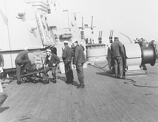 306 K.Sampey loading ammo