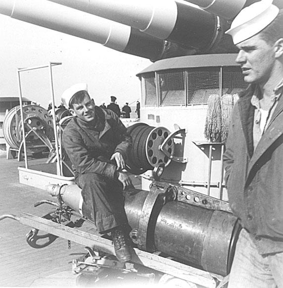 307 K.Sampey loading ammo