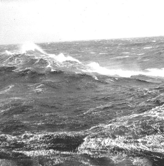 330 K.Sampey rough seas