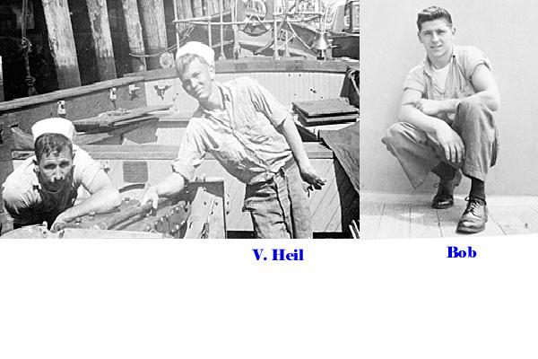 354 unknown V.Heil  Bob