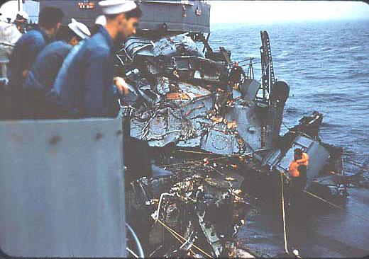 357 R.Klotz USS Eaton May 6, 1956 - II