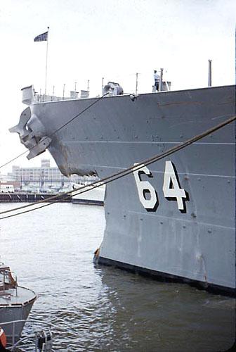 360 R.Klotz  At Pier in Norfolk