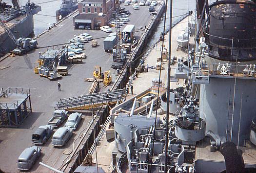 365 R.Klotz  Norfolk  Dock